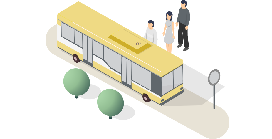 LG CNS Smart Transportation Image